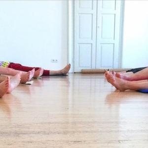 Yoga Stunden