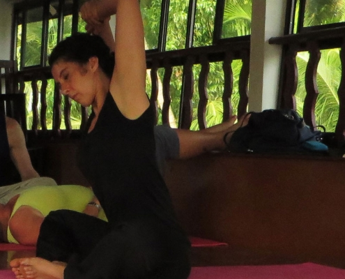 Backwater Yoga Tour Kerala