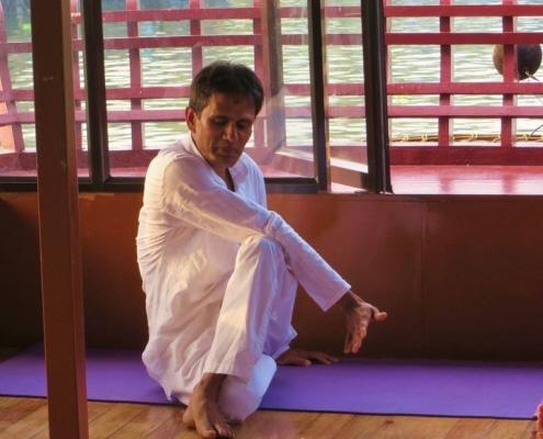 Yoga Lehrer