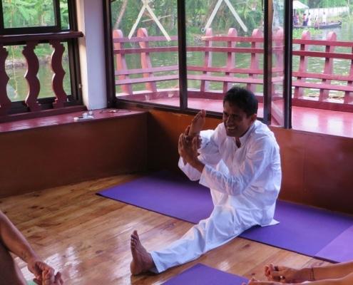 Anil - Yoga Lehrer Indien