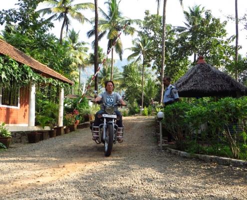 Motorradtour Indien