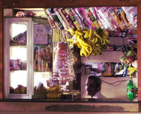 Kiosk Indien