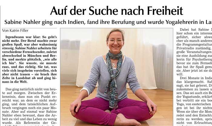 Sabine Nahler