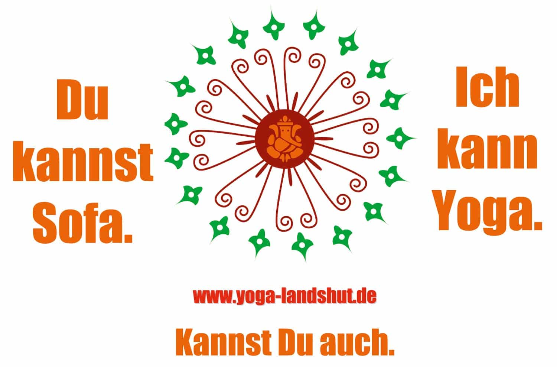 Yoga Karte
