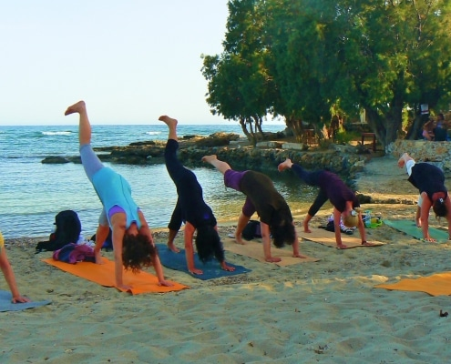 Yoga Retreat Kreta
