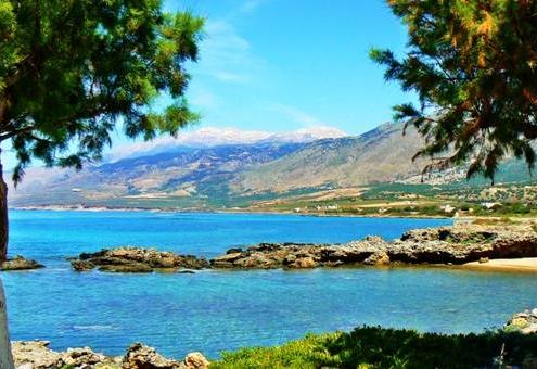 Flisvos auf Kreta