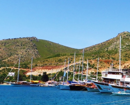 Hafen Türkei