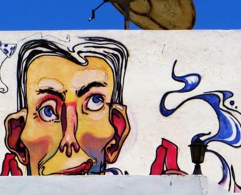 Graffiti Türkei