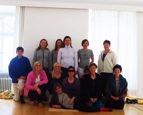 Yogawochenende auf der Fraueninsel