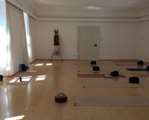 Yoga Wochenende in der Abtei Frauenwörth im Chiemsee