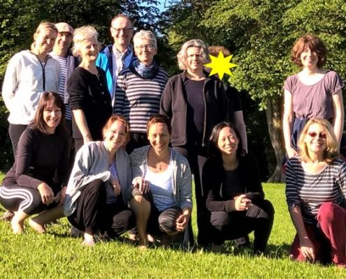 Yoga im Kloster auf der Fraueninsel